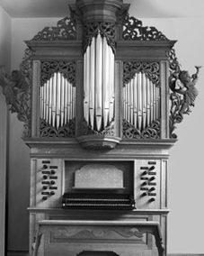 Orgelklank en orgeldenken: de wereld van Bernhardt Edskes