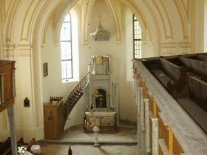 Historische orgels van de Lutherse Kerk in Hongarije