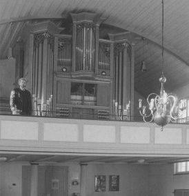 Van der Putten-orgels in Bremen en Aurich