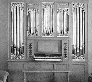 Orgelbouwnieuws: Middelharnis, huisorgel