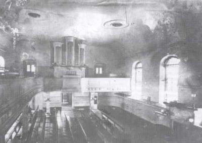 Het Tannenberg orgel in Winston-Salem (Amerika)