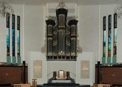 Nieuwe Steendam-orgels in Zeeland