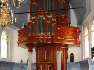Orgelbouwnieuws: Almelo, Doopsgezinde Kerk