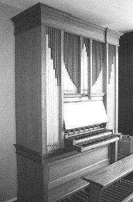 Orgelbouwnieuws: Amersfoort, huisorgel
