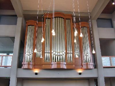 Orgelbouwnieuws: Apeldoorn, De Hofstad