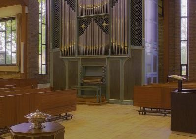 Orgelbouwnieuws: Doetinchem, Gereformeerde Gemeente