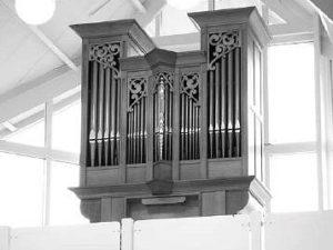 Orgelbouwnieuws: Oegstgeest, Gereformeerde Kerk (vrijg.)