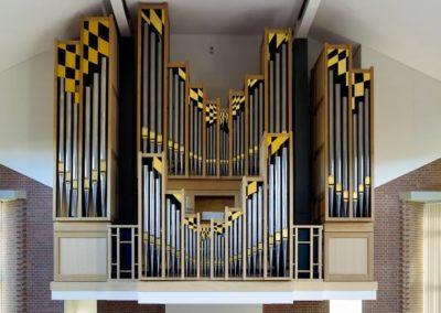 Orgelbouwnieuws: 's-Gravenpolder, Elimkerk
