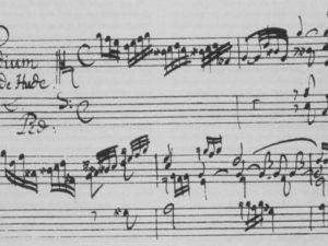 Stylus phantasticus en Buxtehudes orgelmuziek