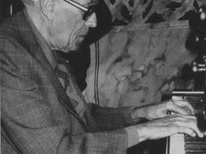 Tien jaar na het overlijden van Cor Kee ('Een muzikale dijk van een vent')