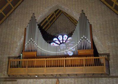 Orgelbouwnieuws: De Lier, parochiekerk H.H. Martelaren van Gorcum