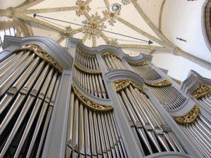 Orgelbouwnieuws: Dordrecht, Grote Kerk