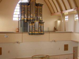 Orgelbouwnieuws: Harlingen, Gereformeerde Kerk (vrijg.) 'De Haven'