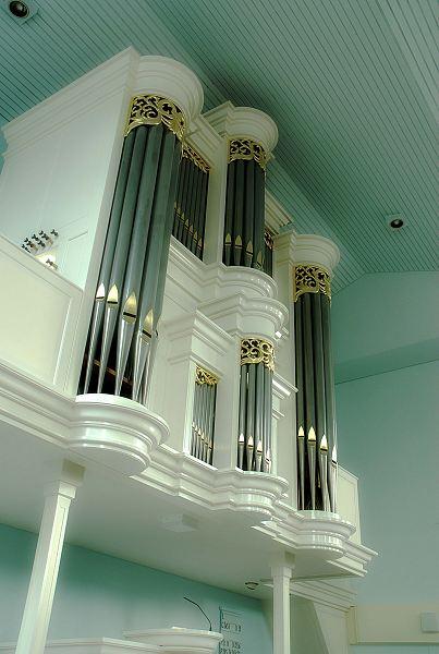 Kaat en Tijhuis Orgelmakers – recent werk