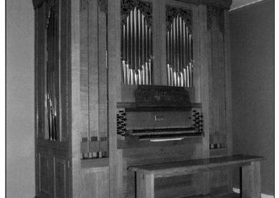 Orgelbouwnieuws: Kapelle, huisorgel familie Baan