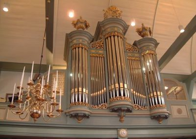 Orgelbouwnieuws: Koog aan de Zaan, Doopsgezinde Vermaning
