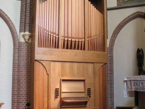 Orgelbouwnieuws: Lithoijen, r.-k. kerk van de H. Remigius