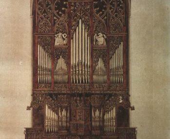 Schets van de (muzikale) leefwereld van Dieterich Buxtehude