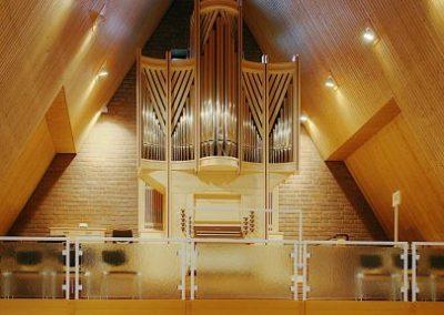 Driekwart eeuw Mense Ruiter Orgelmakers
