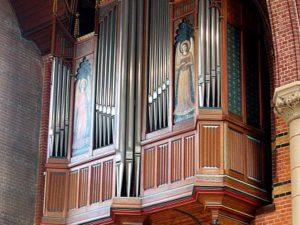Orgelbouwnieuws: Nes aan de Amstel, parochiekerk van de H. Urbanus