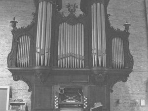 Orgelbouwnieuws: Utrecht, parochiekerk van de H. Rafaël