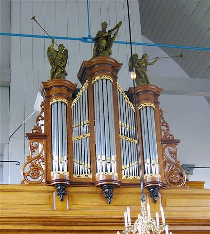 Orgelbouwnieuws: Zuiderwoude, Nederlandse Hervormde Kerk