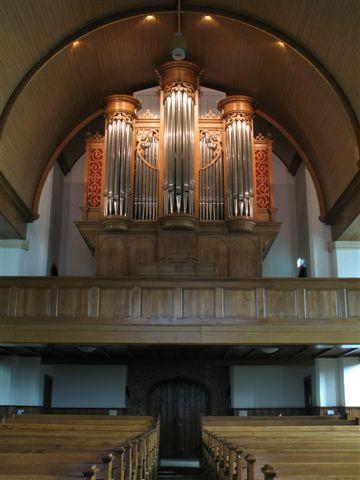 Orgelbouwnieuws: Scherpenzeel, Hervormde kerk