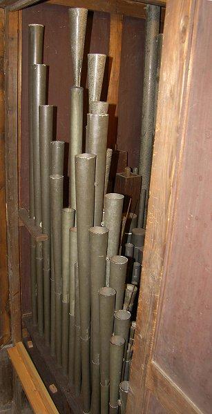 Twee Smits-orgels: historie en restauratie