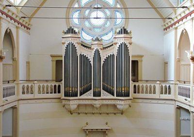 Orgelbouwnieuws: Amsterdam,Keizersgrachtkerk