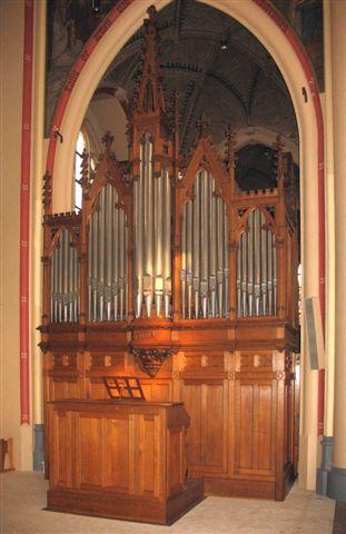 Orgelbouwnieuws: Apeldoorn, R.-K. Onze-Lieve-Vrouwe Tenhemelopneming