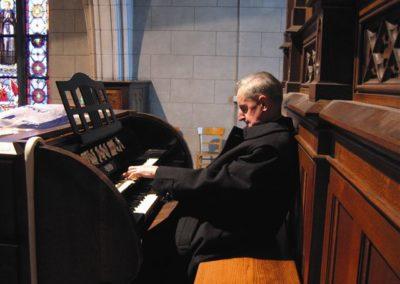 Paul Barras en zijn orgelcomposities