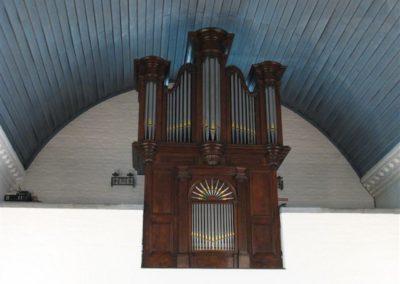 Orgelbouwnieuws: Bergen (Noorwegen), Nesttun Grave Kapell