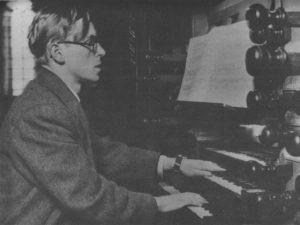 De orgelwerken van Hugo Distler