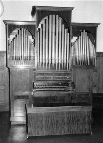"""Hugo Distler en & """"zijn"""" orgels"""