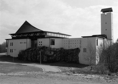 Orgelbouwnieuws: Foldnes (Fjell, Noorwegen), Foldnes Kyrkje