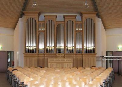 Orgelbouwnieuws: IJsselmuiden, De Hoeksteen