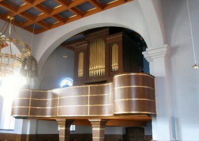 Orgelbouwnieuws: Jemgum (Duitsland), Evangelisch-reformierte Kirche