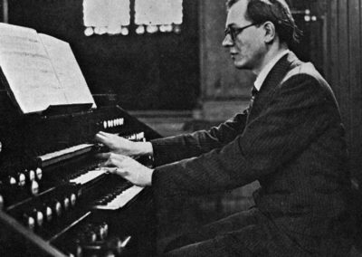 Messiaens orgel in de Ste.-Trinité te Parijs