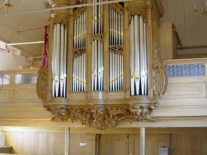 Orgelbouwnieuws: Paesens, Hervormde kerk