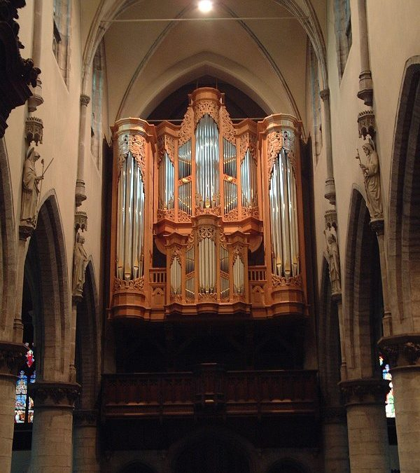 Orgelbouwnieuws: St.-Niklaas (België), St.-Nicolaaskerk