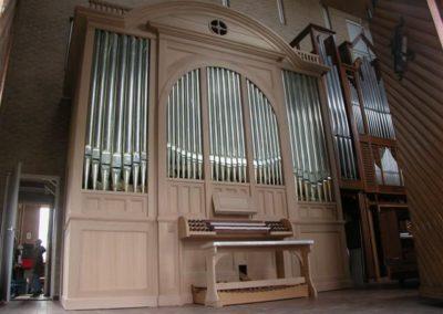 Veertig jaar J.L. van den Heuvel Orgelbouw