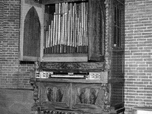 Orgelbouwnieuws: Vianen, De Hoeksteen