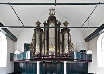 Orgelbouwnieuws: Vierhuizen, Dorpskerk