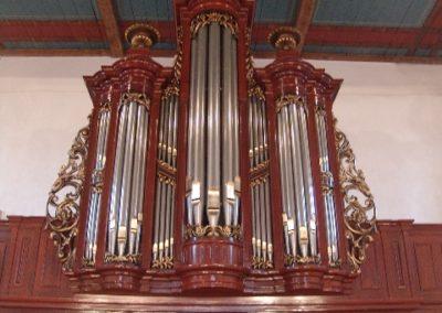 Orgelbouwnieuws: Vries, Protestantse kerk