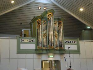 Orgelbouwnieuws: Zuidwolde (Dr.), Het Anker