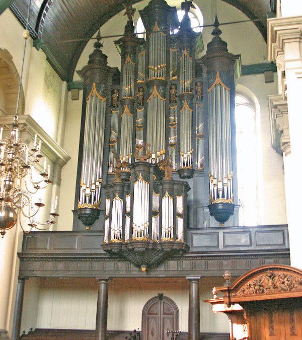 Orgelbouwnieuws: Groningen, Nieuwe Kerk