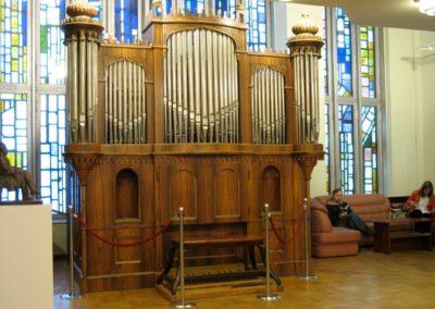 Orgellente in Moskou