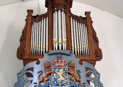 Orgelbouwnieuws: Stevensweert, Protestantse Kerk