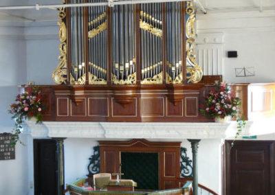 Orgelbouwnieuws: Warffum, Gereformeerde kerk