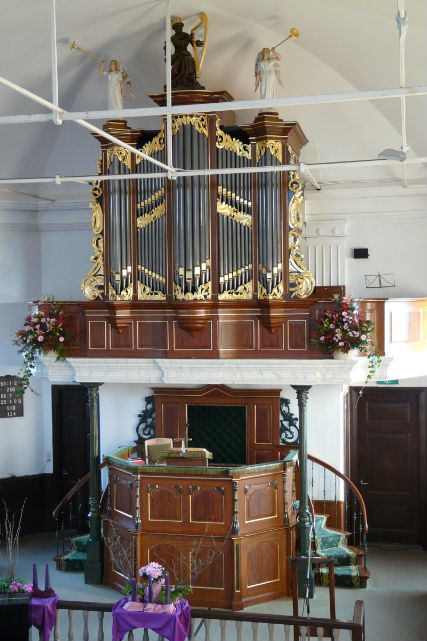 Foto: Reil orgelmakerij